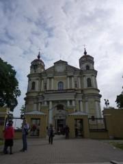 見所がいっぱいのリトアニア!