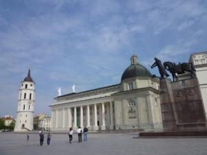 素敵なリトアニアの街!
