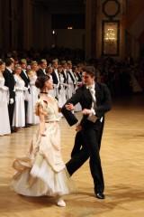 舞踏会で踊ろう!