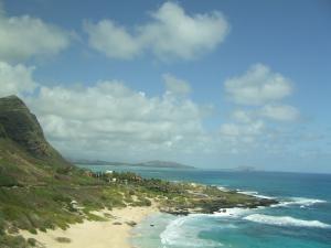 美しい海岸!